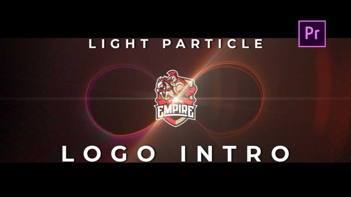 Light-Particle-Logo-Intro-premiere-pro