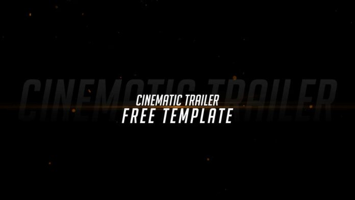 Cinematic-Title-Animation