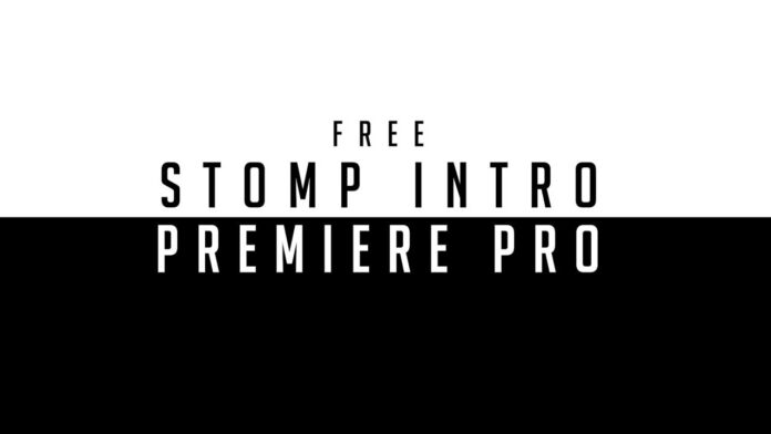 Stomp-Intro-Premiere-Pro